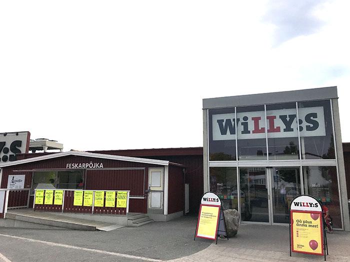 willys-polcirkeln